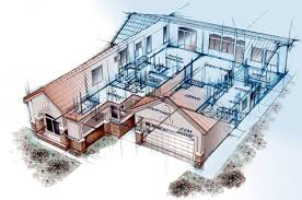 design blueprints home design blueprint house plans in kenya house custom home