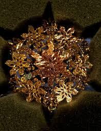 gold plated christmas ornaments danbury mint filagree peace wreath 23kt gold plated christmas