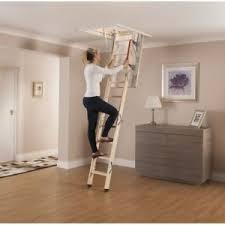 keylite timber wooden loft ladder trapdoor u0026 hatch various sizes
