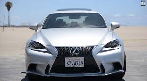 lexus is f sport 2015 2014 lexus is350 f sport video review great in the corners
