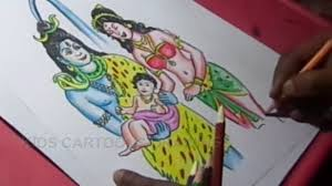 how to draw lord buddha drawing step by step video dailymotion