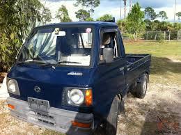 subaru truck 1987 subaru sambar mini truck 4x4 kei japanese pick up truck