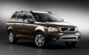 volvo suv volvo xc90 review and photos
