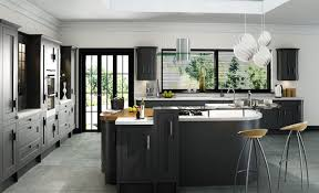Light Gray Kitchen Cabinets Kitchen Cabinet Renovation Cost Grey Kitchen Colors Electric