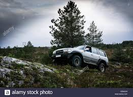 classic toyota land cruiser classic toyota landcruiser offroad driving stock photo royalty