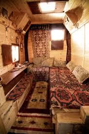 Conversion Van Interiors Ford Transit 125 T350 Wooden Living Campervan Ford Transit