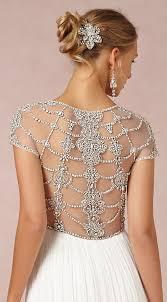 jeweled wedding dresses wedding dresses jeweled backless wedding dress 2106866 weddbook