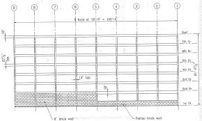 Steel Floor Framing Plan Concrete Buildings Damaged In Earthquakes
