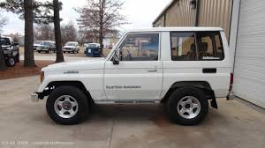 land cruisers direct 1989 toyota land cruiser lj71 sx5 4610
