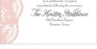 exles of wedding ceremony programs wedding invitation print wedding invitations exles notable