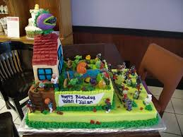 Plants Vs Zombies Cake Decorations The 25 Best Zombie Birthday Cakes Ideas On Pinterest Zombie