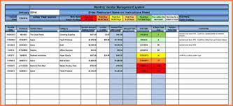 Maintenance Tracking Spreadsheet by 8 Invoice Tracking Spreadsheet Template Excel Spreadsheets