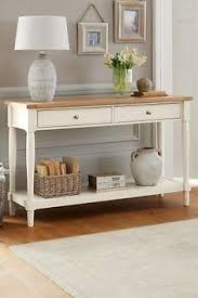 Painted Console Table Brand New Next Shaftesbury Painted Console Table In Whetstone