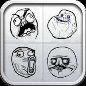 Meme Rage Faces - ragemotion animated meme rage faces for imessage app for iphone