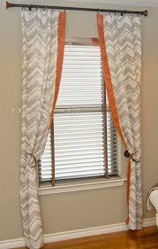 Chevron Nursery Curtains Style With Wisdom Build A Nursery With Me Part 4