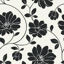 powder room the wallpaper company 20 5 in w black and white