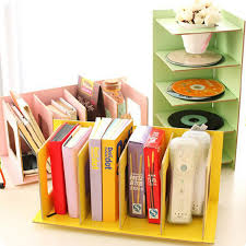 Wooden Cd Storage Rack Plans by Aliexpress Com Buy Diy Wood Board Storage Box Desk Decor