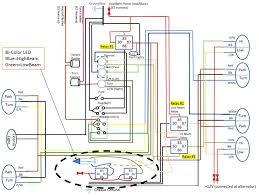 thesamba com beetle throughout headlight wiring diagram with relay