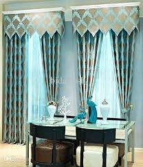 Peacock Blue Sheer Curtains Peacock Color Drapes Peacock Color Curtains Peacock Blue Sheer