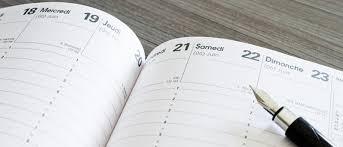 agenda de bureau quel agenda est fait pour vous bien o bureau