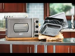 Wolfgang Puck Toaster Wolfgang Puck Pressure Oven Youtube