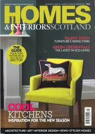 home and interiors scotland speirs major designers working with light