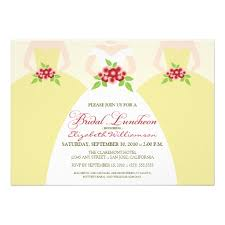 bridal luncheon invitations personalized lunch invitations custominvitations4u