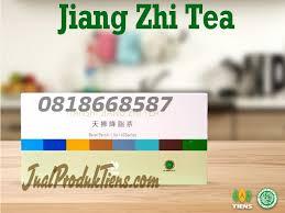 Teh Jiang manfaat khasiat teh hijau jiang zhi tea untuk diet dan kesehatan