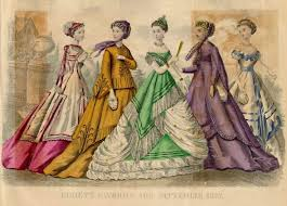 godey s fashions 40 best godey s fashion plates images on