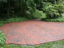 Patio Brick Pavers How To Build A Brick Patio Hgtv