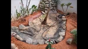 my diy koi pond u0026 waterfall project youtube