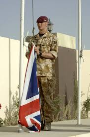 Military Flag Order File British Army Soldier In Afghanistan May 2006 Jpg Wikimedia