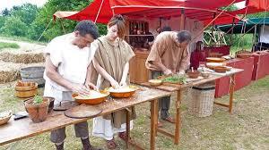 cuisine romaine antique cuisine viaromana