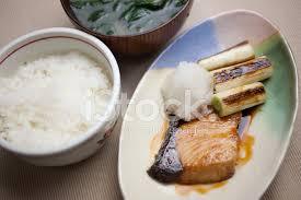 cuisine pez cocina japonesa buri pez teriyaki perca plateada teriyaki