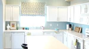light blue kitchen backsplash modern kitchen backsplash tile modern blue kitchen tile light tiles