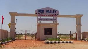 orb valley residentail plots for sell 90a approved township