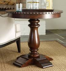 round pedestal accent table nice round accent table wallowaoregon com beautiful round accent