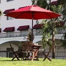 Patio Table With Umbrella Patio Umbrellas Joss U0026 Main