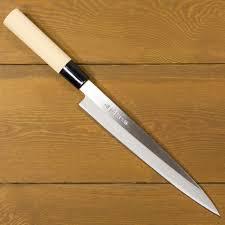 japanese kitchen knives japanese kitchen knives houcho sashimi sushi 210mm long knife seki