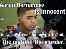 Aaron Hernandez Memes - 36 best memes of aaron hernandez going to prison sportige