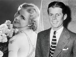 Jfk S Son Jfk U0027s Affair With Inga Arvad Detailed In New Kick Kennedy Biography