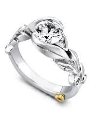 engagement rings flower design floral engagement rings flower wedding rings schneider design