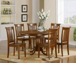 Kitchen Furniture Sets Oval Dining Room Table And Chairs Interior Design Chicago
