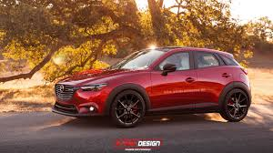 mazda 6 mps a 2017 mazda cx 3 mps would look something like this