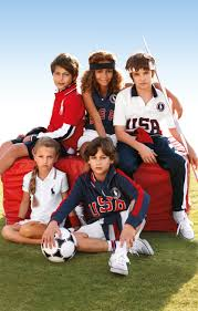 team usa clothing isn t just for the athletes and adults ralph