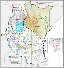 East Africa Map Remote Sensing Free Full Text Definitions And Mapping Of East