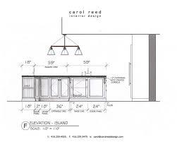 size of kitchen island average size kitchen island home design
