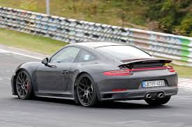 porsche car 911 the anti revolution porsche continues to evolve new 911 due in