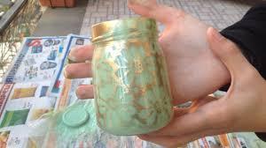 Home Vintage Decor How To Make A Cute Vintage Decor Jar Diy Home Tutorial