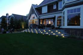 Where To Place Landscape Lighting High End Landscape Lighting Touchstone Accent Lights